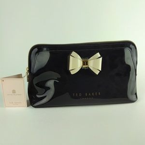 Ted Baker London Curved Bow Wash Bag